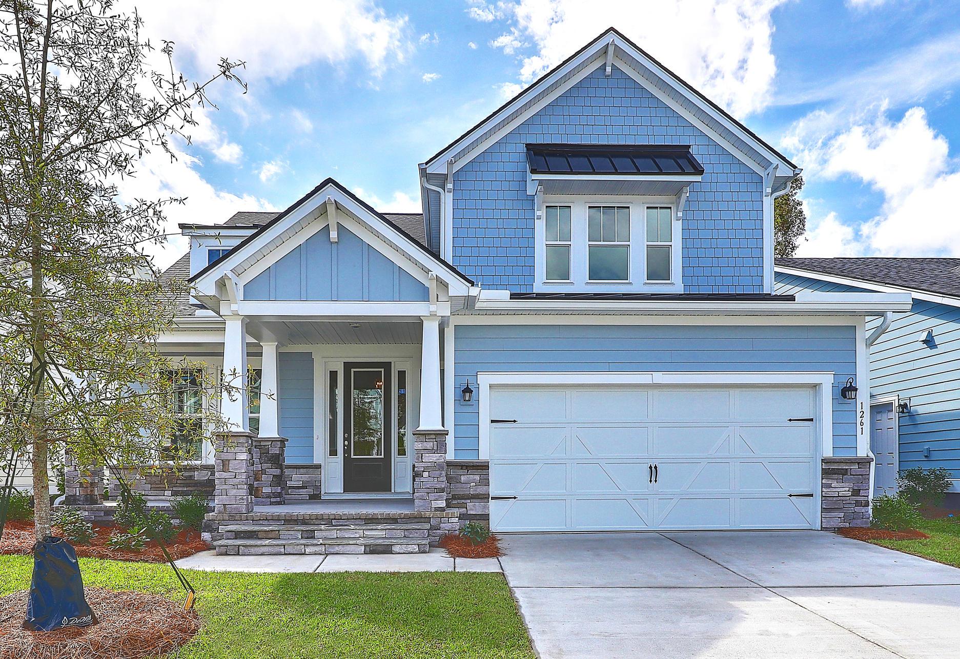 Bentley Park Homes For Sale - 1261 Gannett, Mount Pleasant, SC - 29