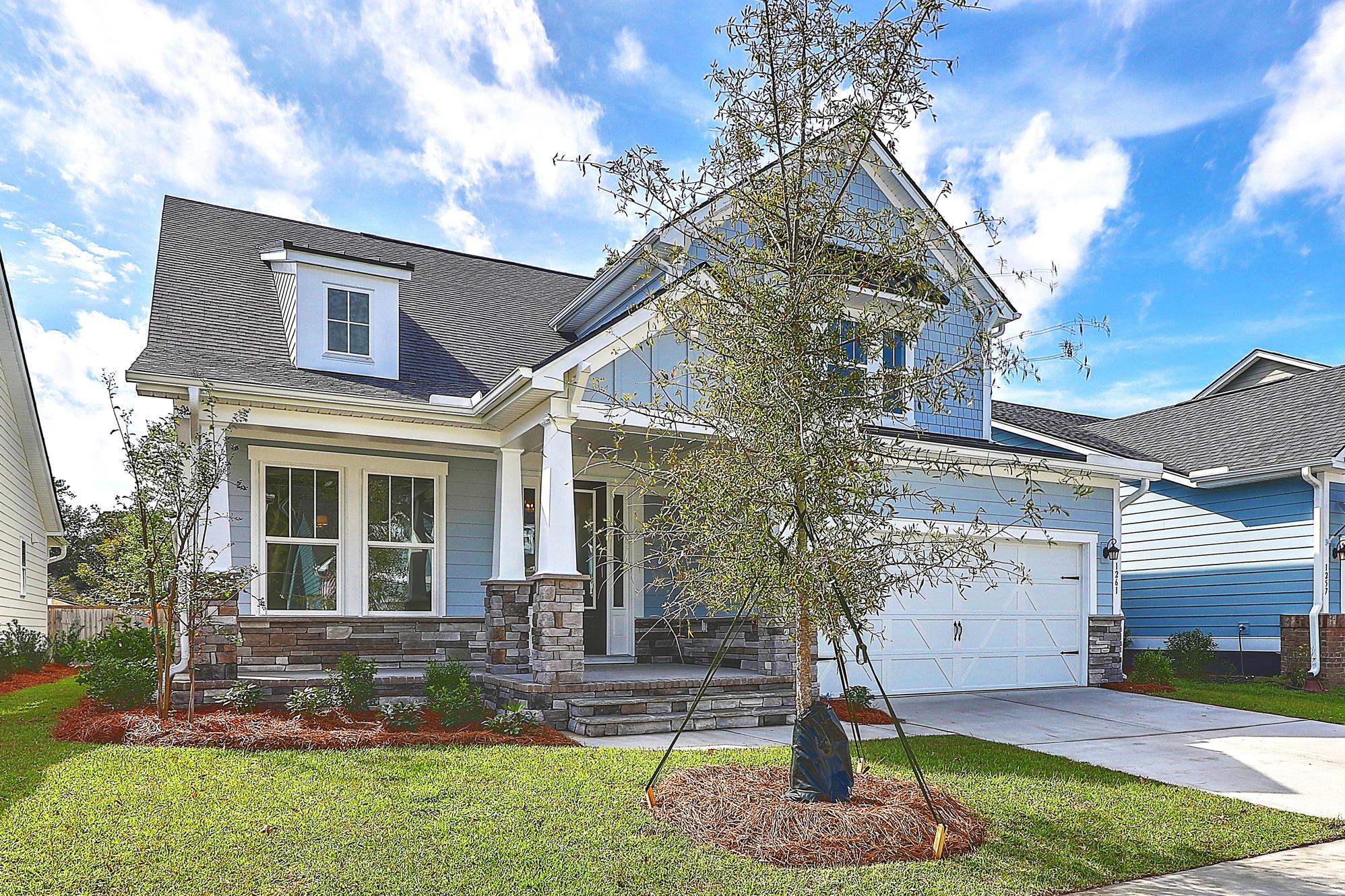 Bentley Park Homes For Sale - 1261 Gannett, Mount Pleasant, SC - 6