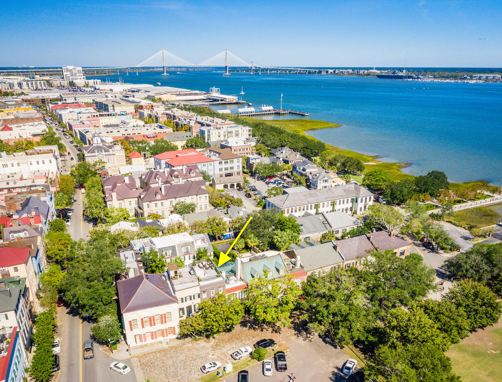South of Broad Homes For Sale - 18 Adgers Wharf, Charleston, SC - 33