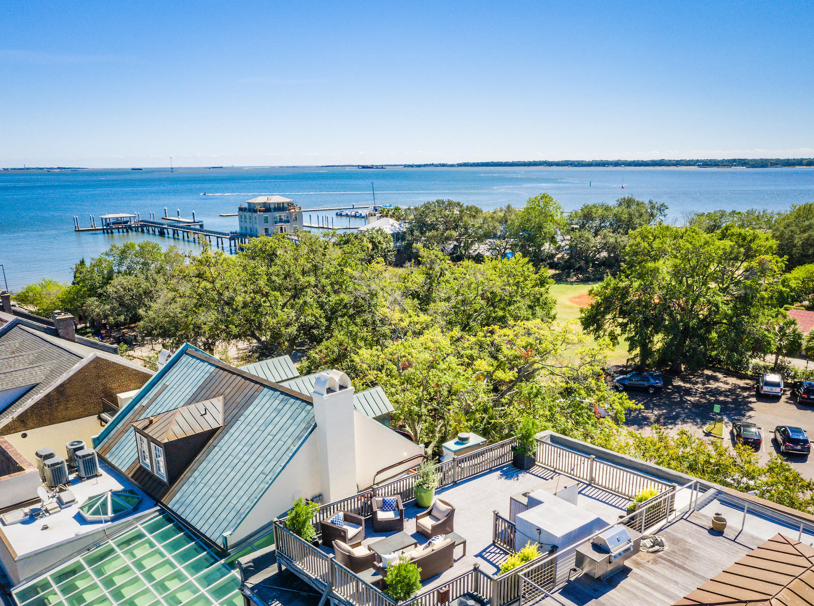 South of Broad Homes For Sale - 18 Adgers Wharf, Charleston, SC - 1