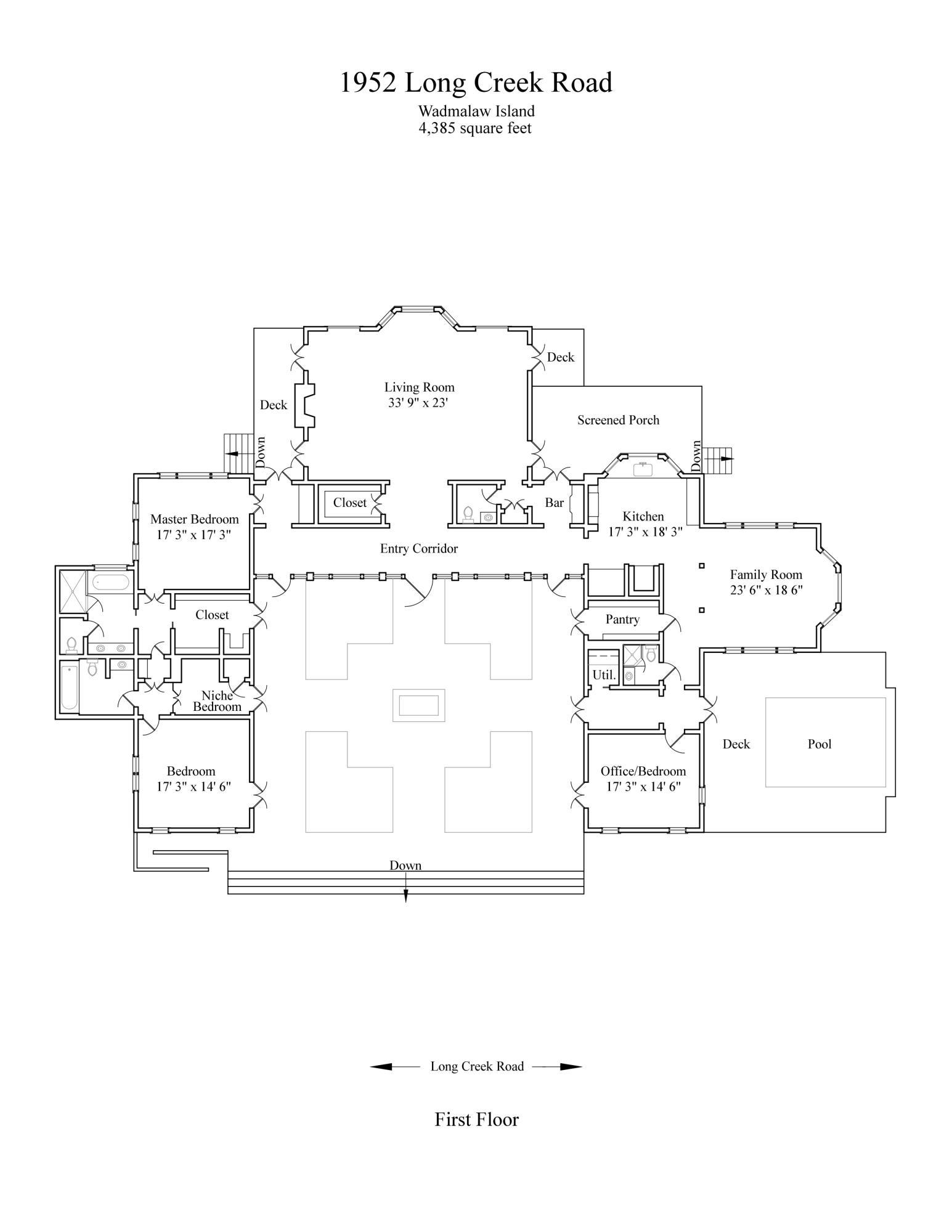 Longcreek Plantation Homes For Sale - 1952 Long Creek, Wadmalaw Island, SC - 28