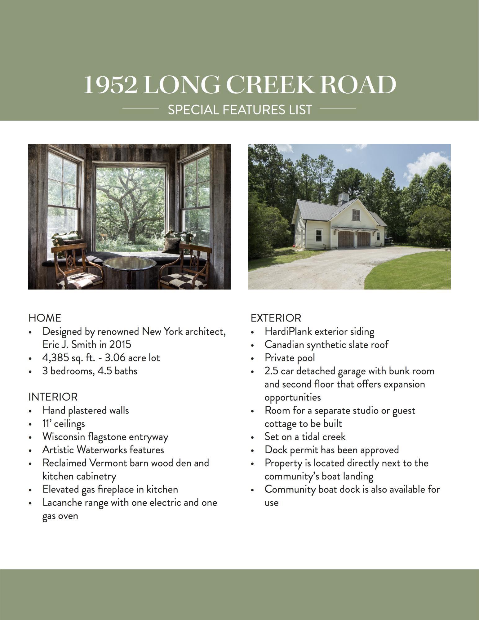 Longcreek Plantation Homes For Sale - 1952 Long Creek, Wadmalaw Island, SC - 30