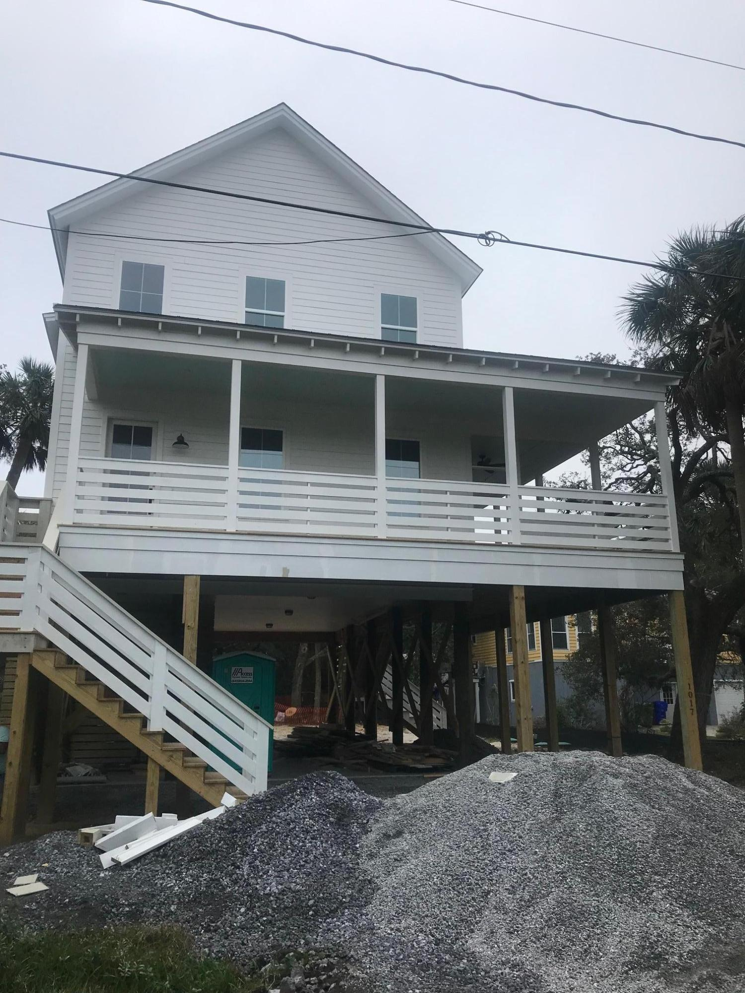 1017 Cooper Avenue Folly Beach $869,000.00