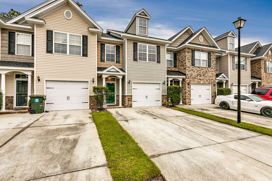 Berkeley Commons Townhomes Homes For Sale - 107 Lamplighter, Summerville, SC - 22