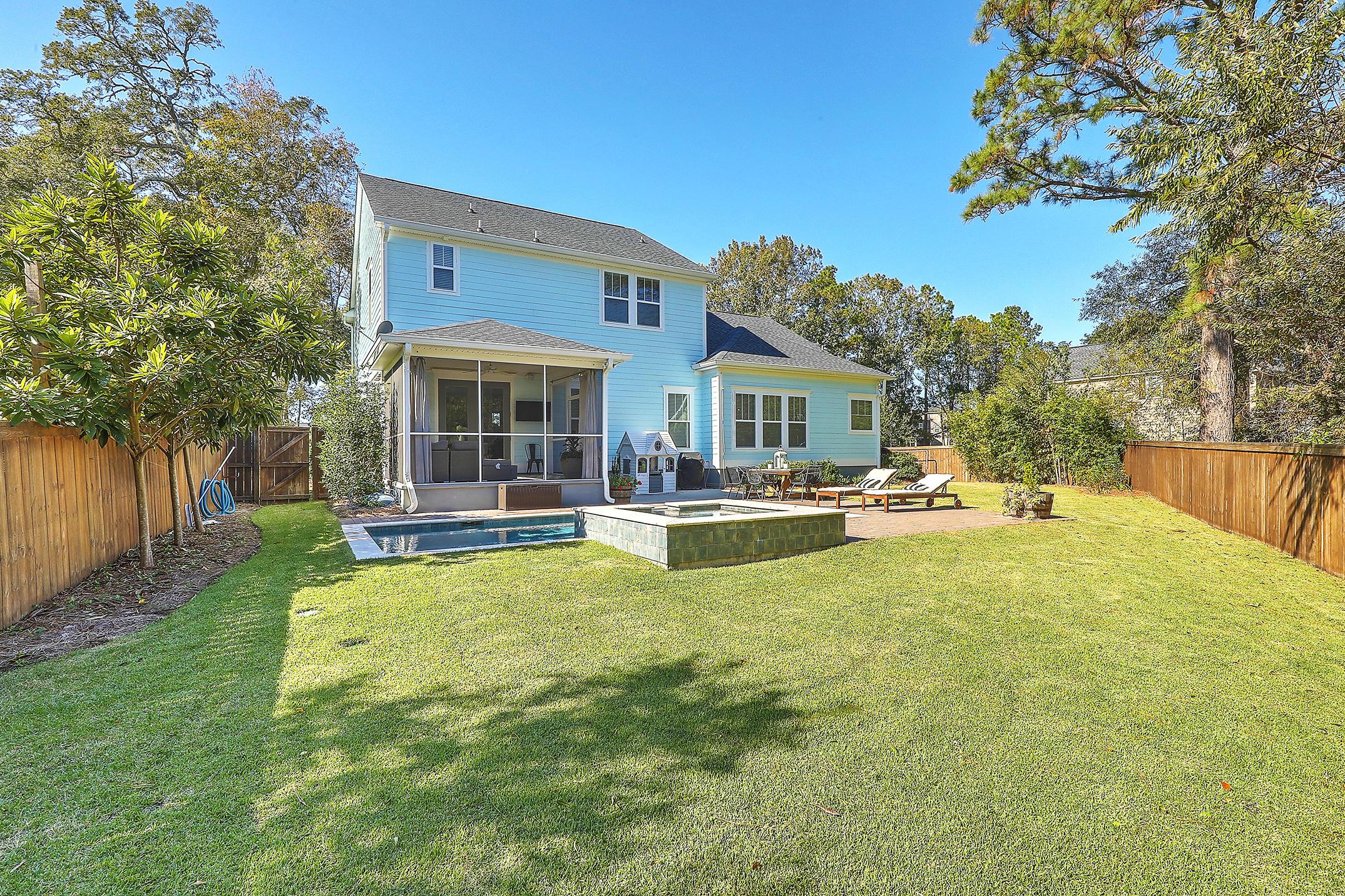 Stiles Point Plantation Homes For Sale - 750 Old Plantation, Charleston, SC - 28