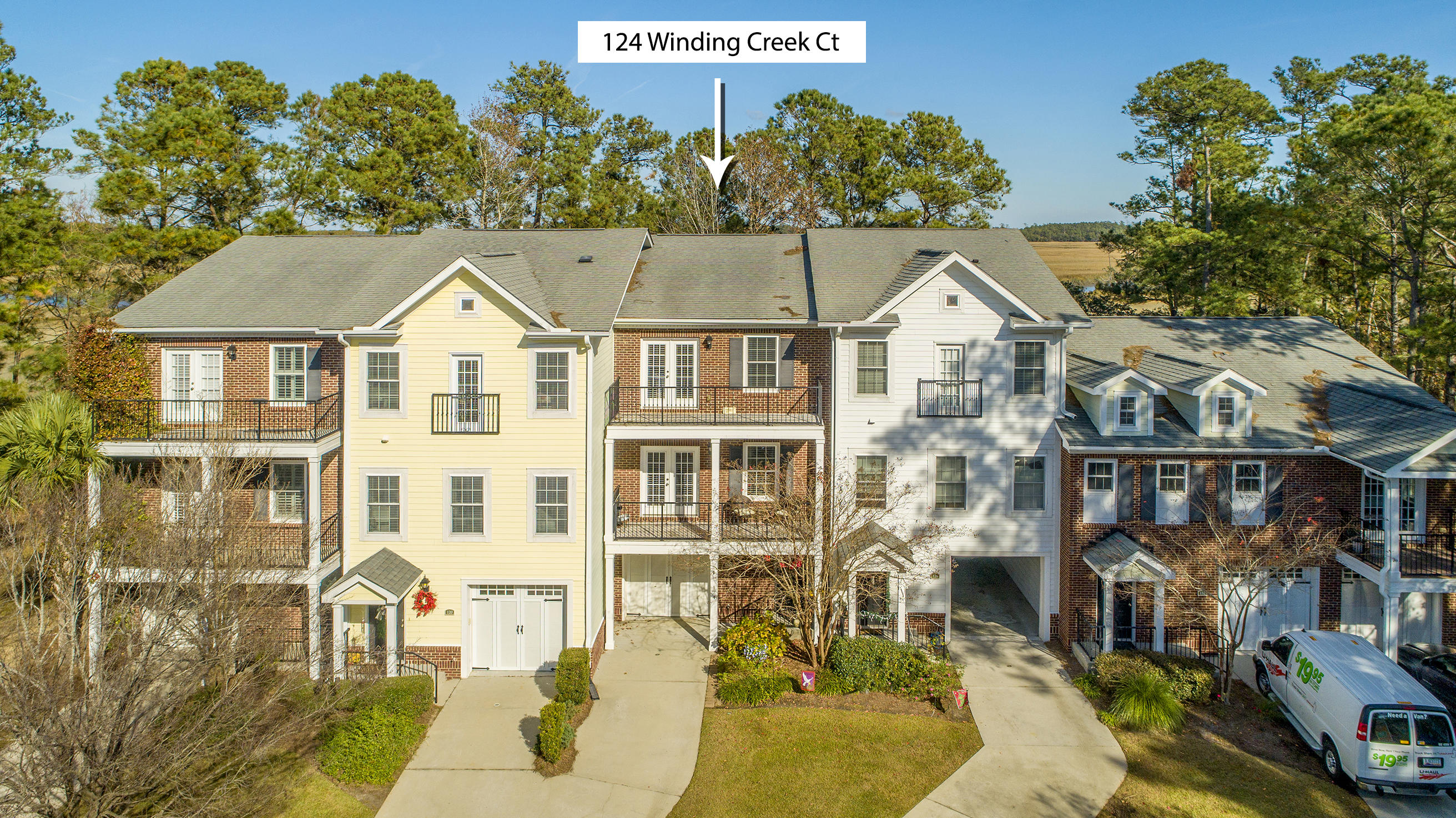 Etiwan Pointe Homes For Sale - 124 Winding Creek, Mount Pleasant, SC - 1