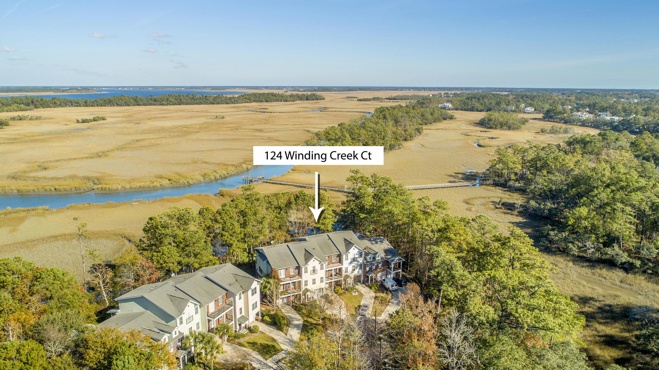 Etiwan Pointe Homes For Sale - 124 Winding Creek, Mount Pleasant, SC - 2