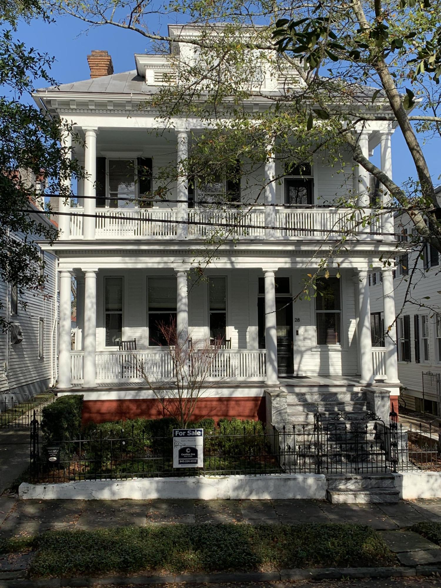 28 Charlotte Street Charleston $2,650,000.00