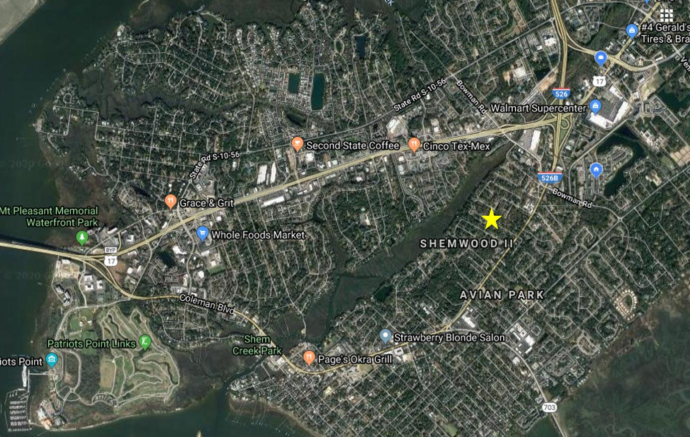 None Homes For Sale - 1144 Pleasant Pines, Mount Pleasant, SC - 10