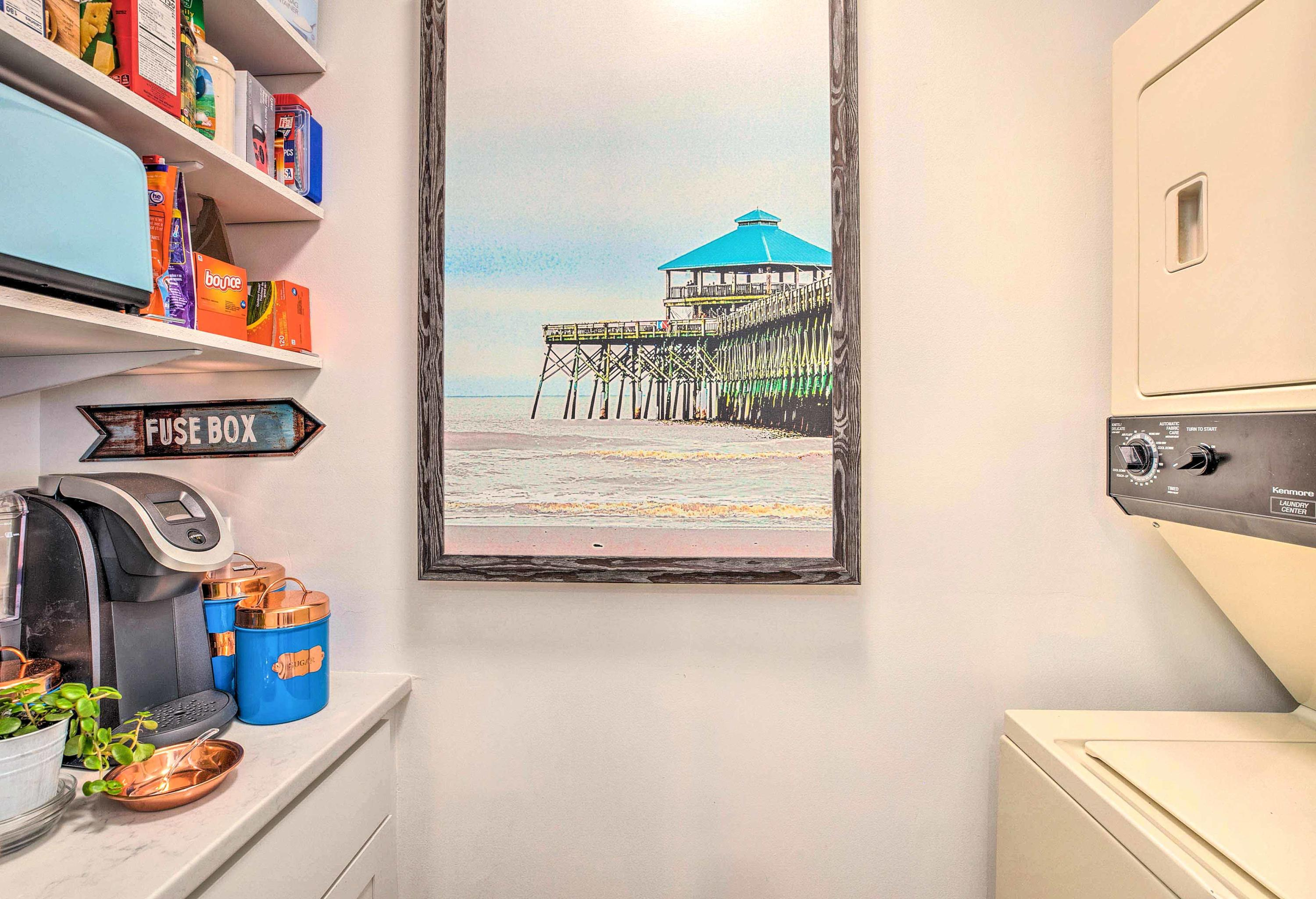Mariners Cay Homes For Sale - 93 Mariners Cay, Folly Beach, SC - 39