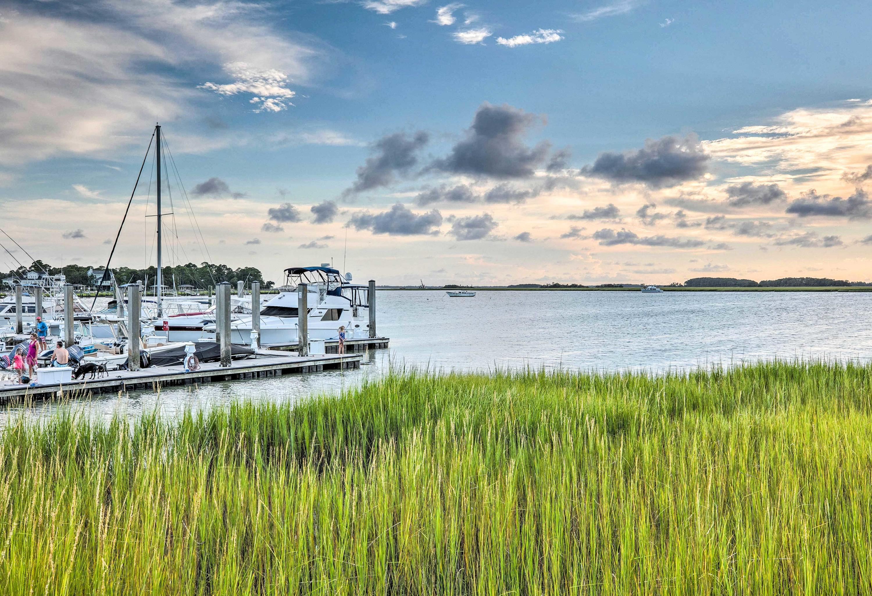 Mariners Cay Homes For Sale - 93 Mariners Cay, Folly Beach, SC - 3