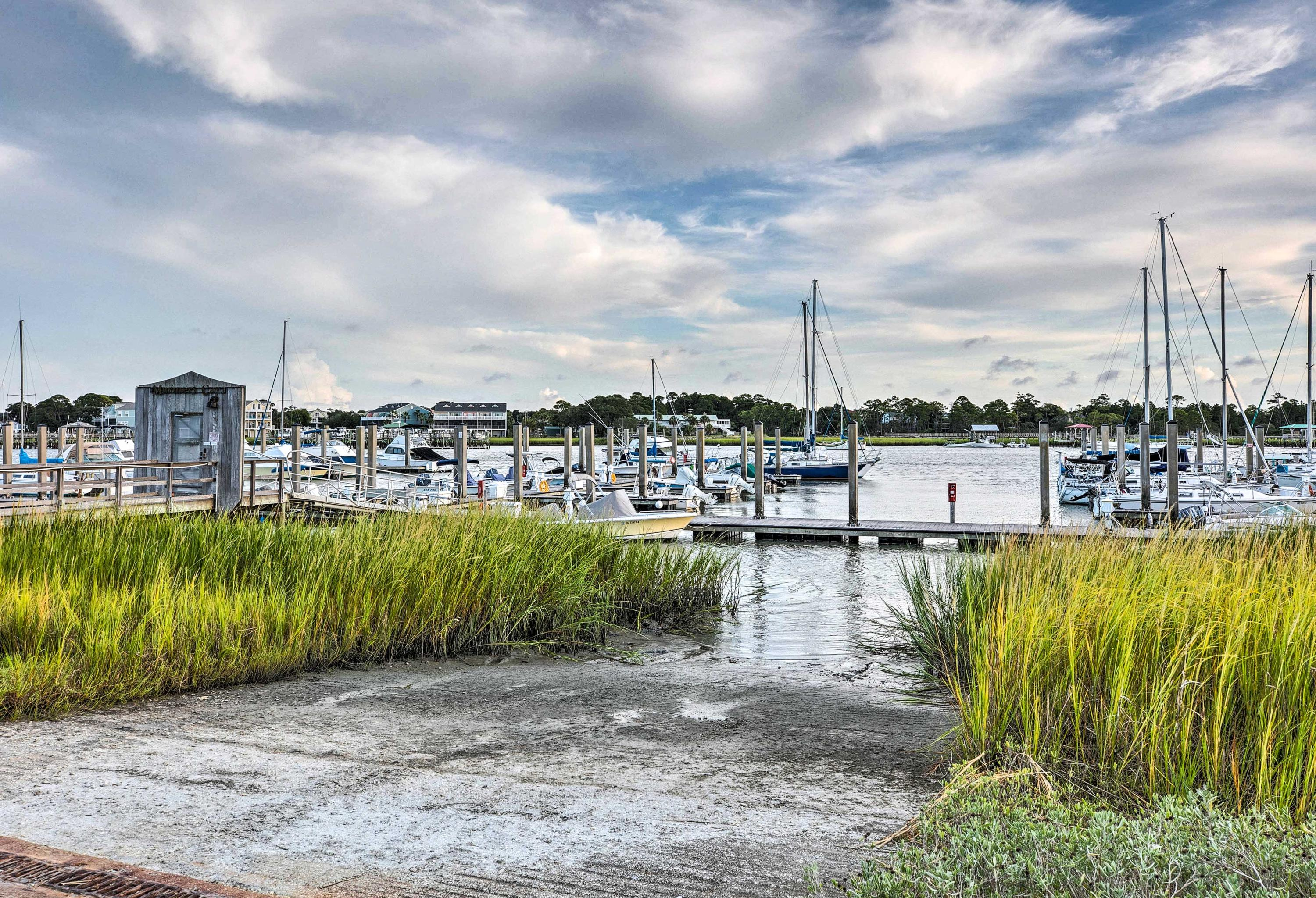 Mariners Cay Homes For Sale - 93 Mariners Cay, Folly Beach, SC - 1