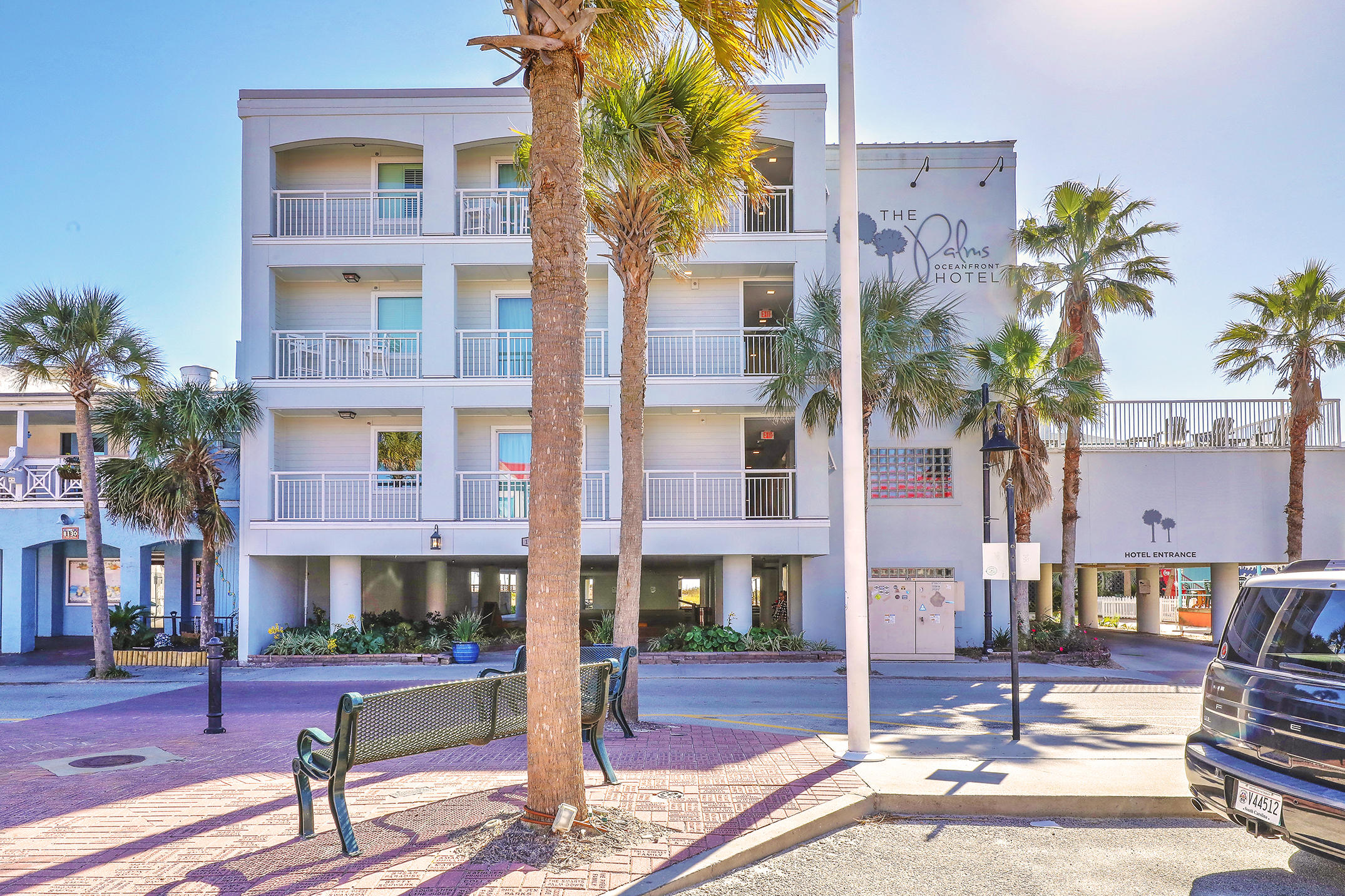 The Palms Hotel Homes For Sale - 1126 Ocean, Isle of Palms, SC - 0