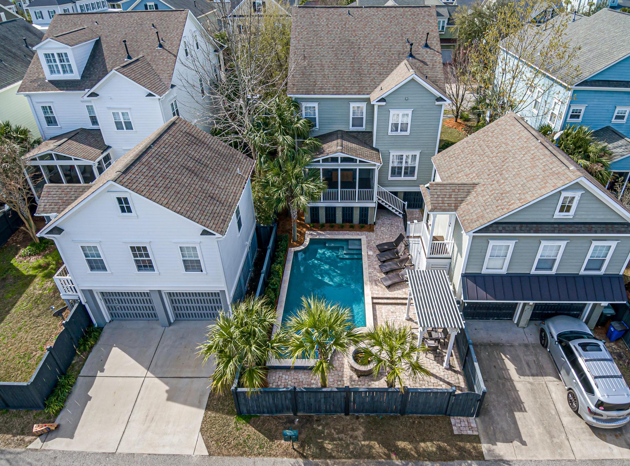 Daniel Island Smythe Park Homes For Sale - 1410 Wando View, Charleston, SC - 34