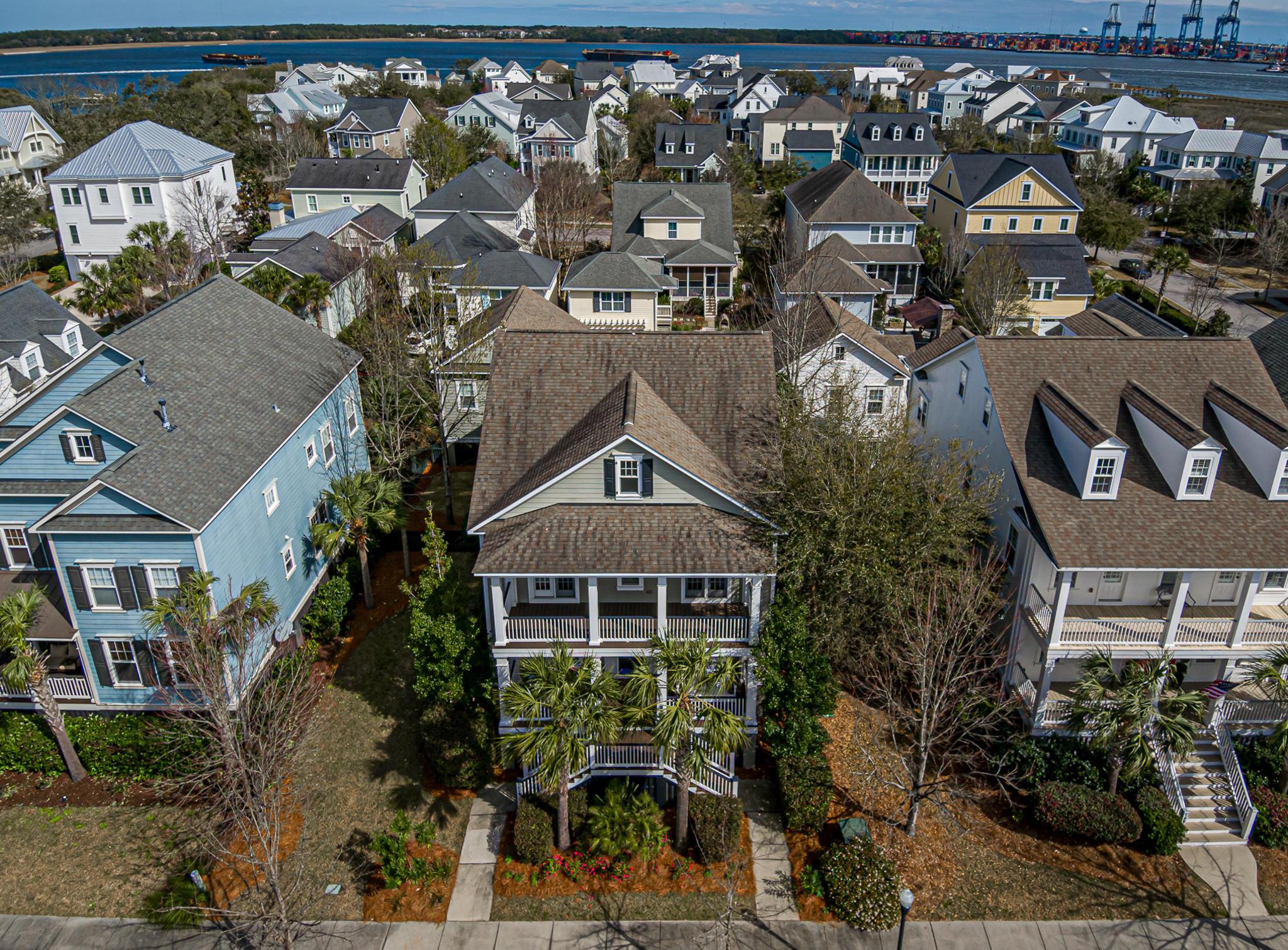 Daniel Island Smythe Park Homes For Sale - 1410 Wando View, Charleston, SC - 38