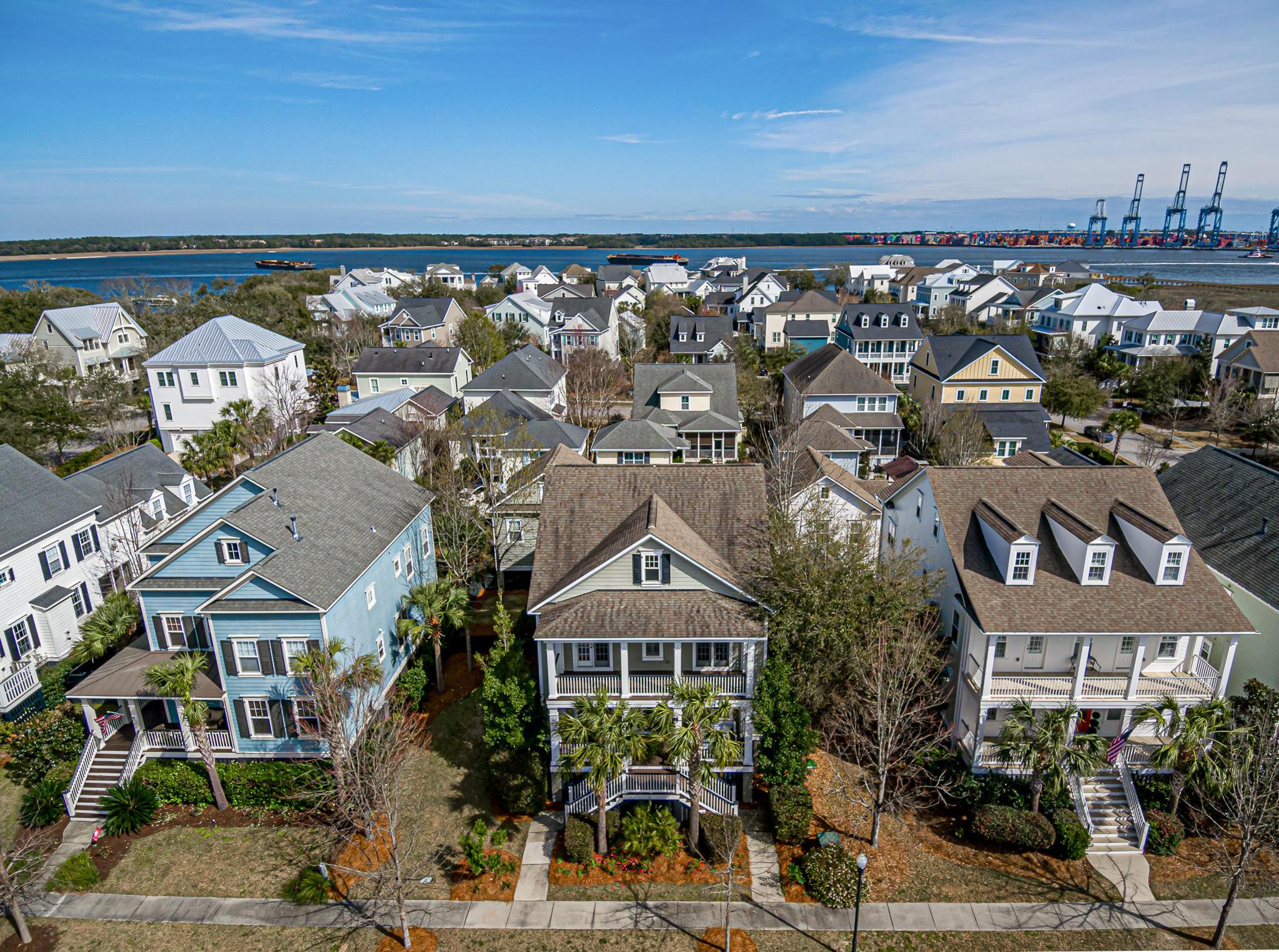 Daniel Island Smythe Park Homes For Sale - 1410 Wando View, Charleston, SC - 17