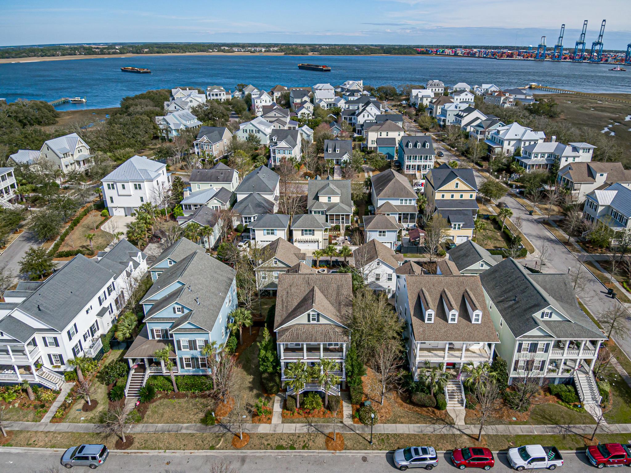 Daniel Island Smythe Park Homes For Sale - 1410 Wando View, Charleston, SC - 37