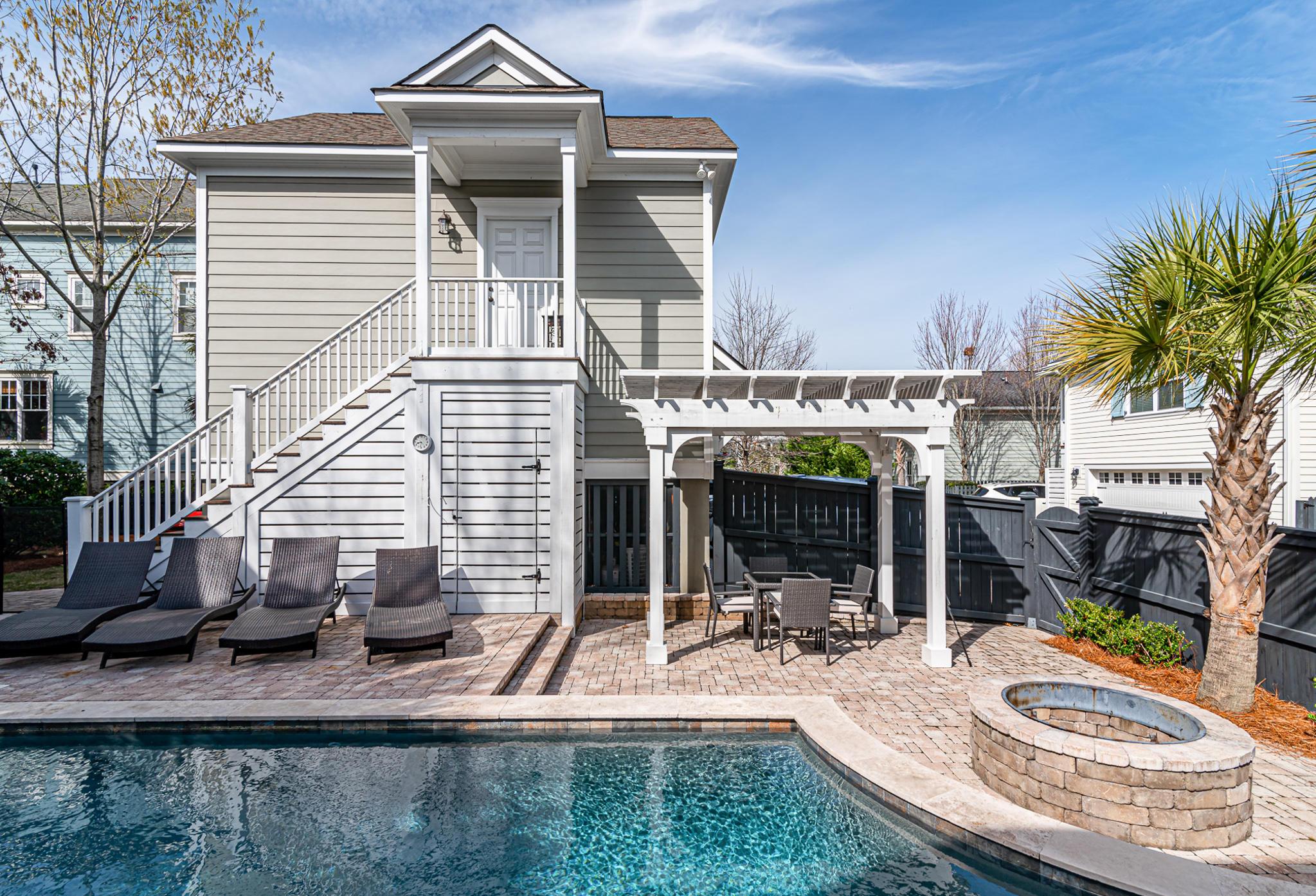 Daniel Island Smythe Park Homes For Sale - 1410 Wando View, Charleston, SC - 44