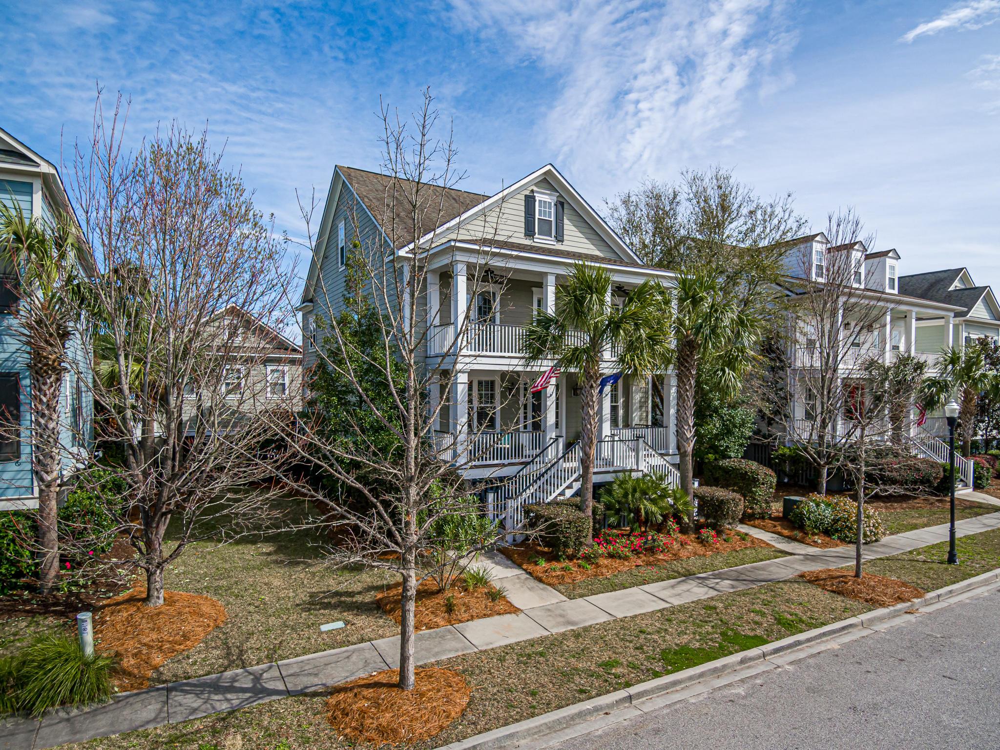 Daniel Island Smythe Park Homes For Sale - 1410 Wando View, Charleston, SC - 39