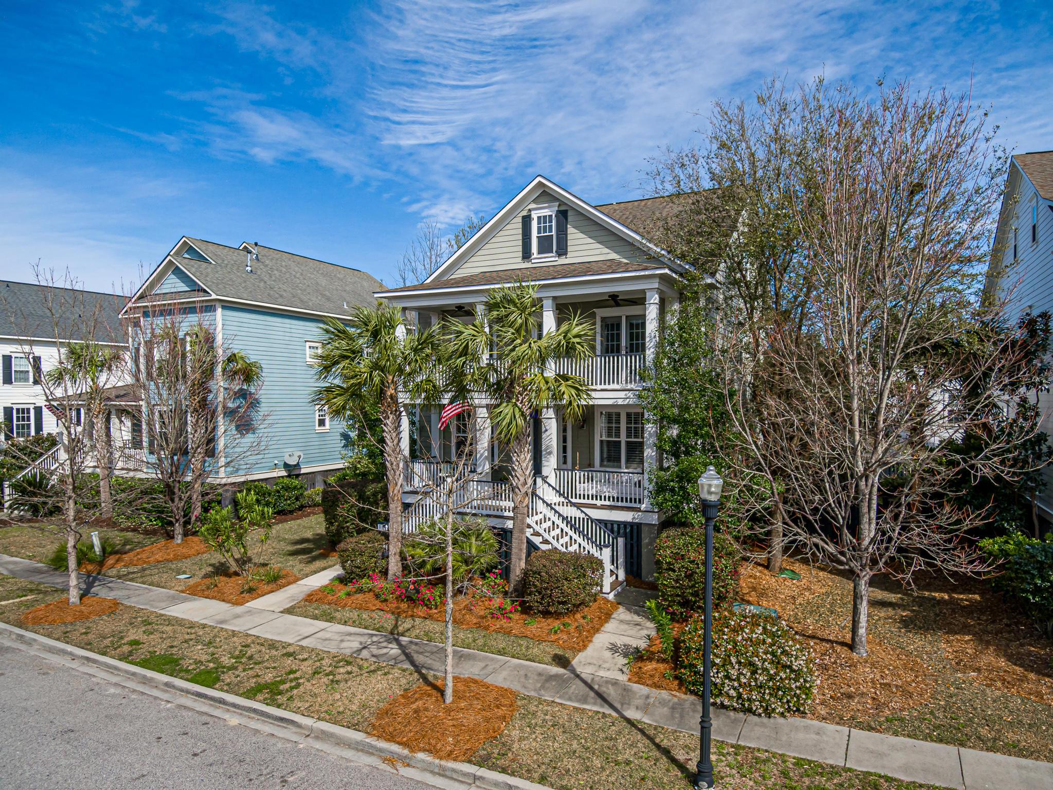 Daniel Island Smythe Park Homes For Sale - 1410 Wando View, Charleston, SC - 25