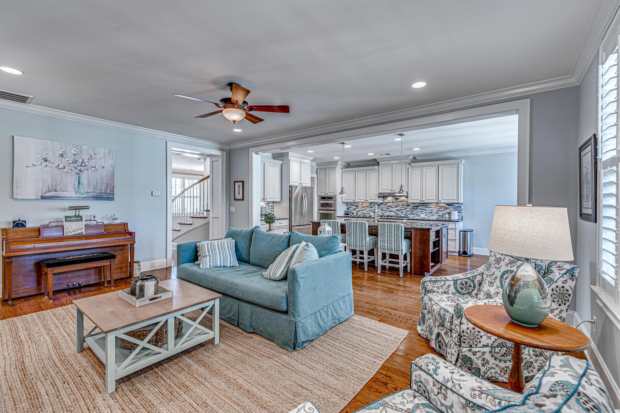 Daniel Island Smythe Park Homes For Sale - 1410 Wando View, Charleston, SC - 21