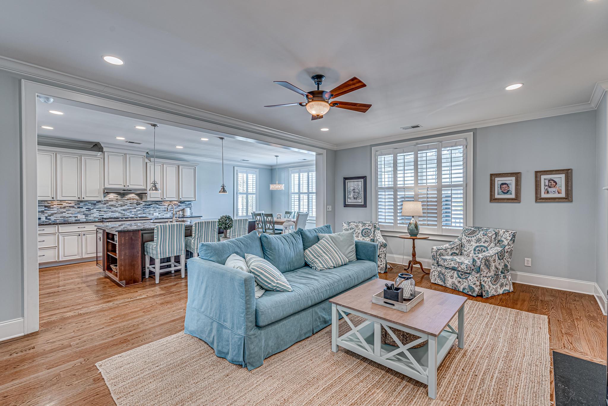 Daniel Island Smythe Park Homes For Sale - 1410 Wando View, Charleston, SC - 20