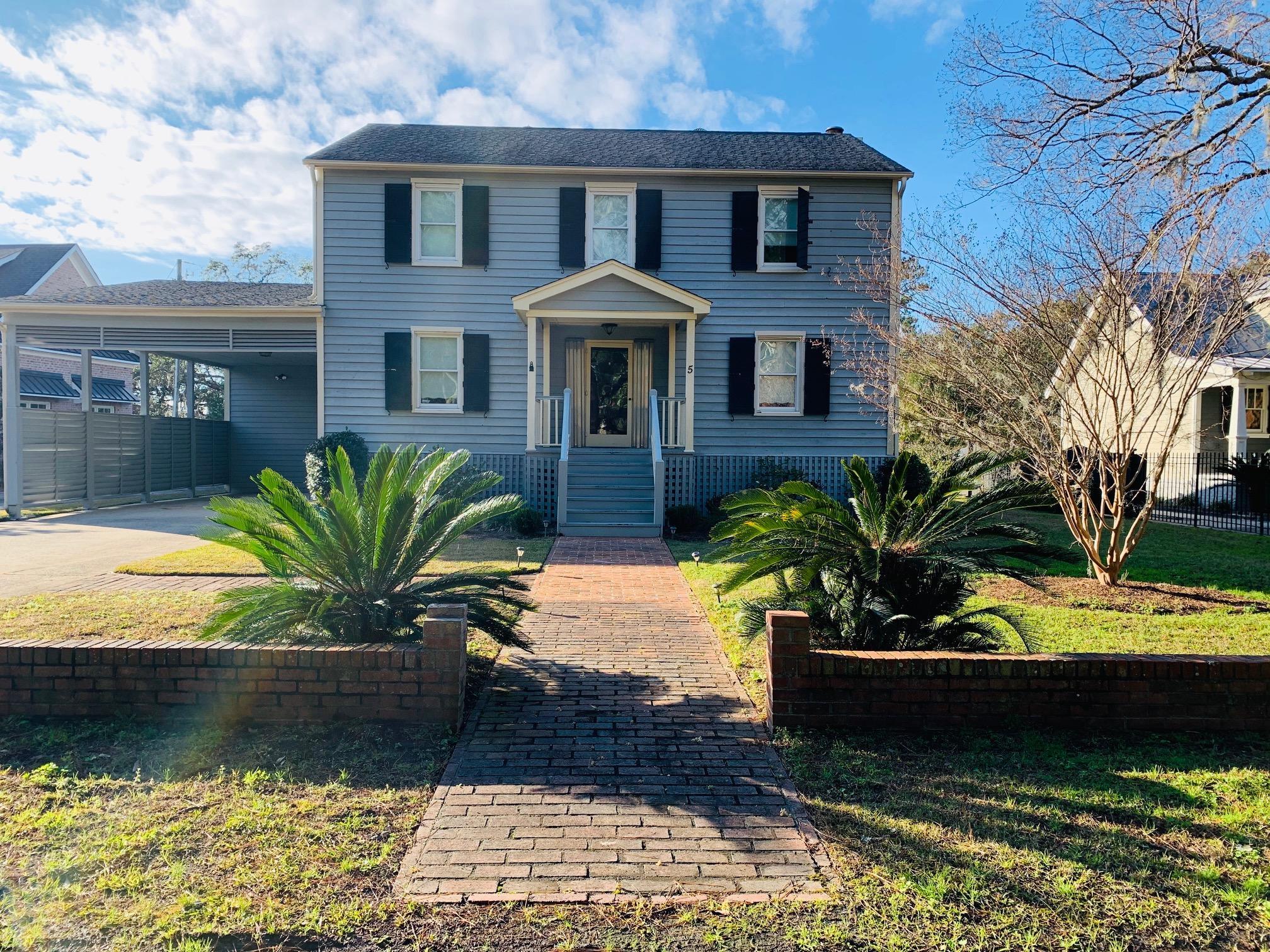 5 Allgood Road Charleston $825,000.00