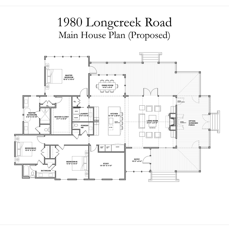 Longcreek Plantation Homes For Sale - 1980 Longcreek, Wadmalaw Island, SC - 34