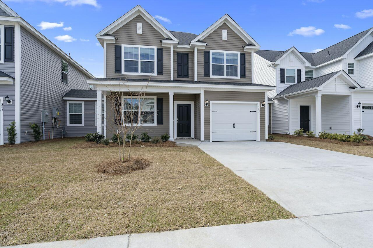 Hampton Woods Homes For Sale - 1 Mcclellan, Summerville, SC - 2