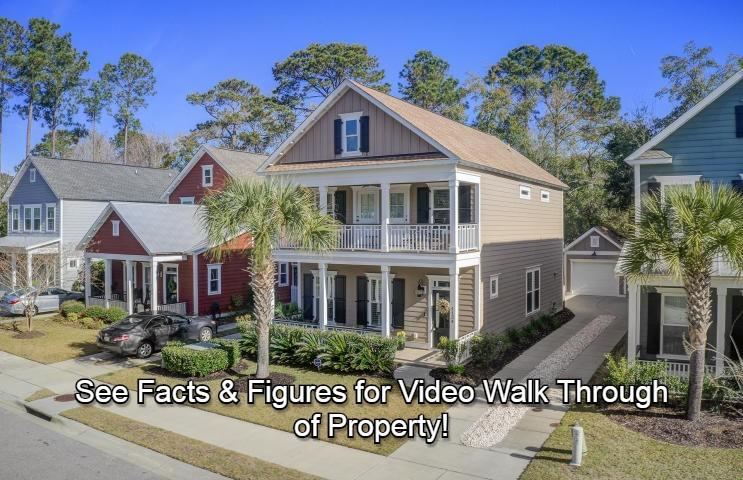 Wexford Park Homes For Sale - 1134 Wexford, Mount Pleasant, SC - 1