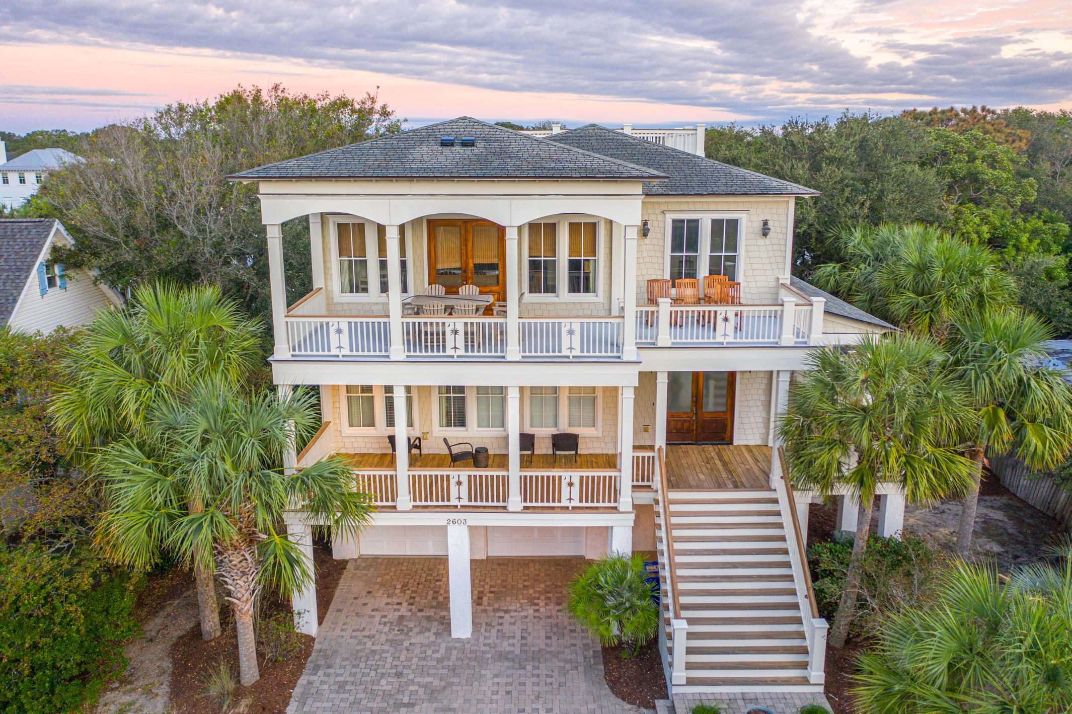 2603 Palm Boulevard Isle of Palms $1,999,000.00