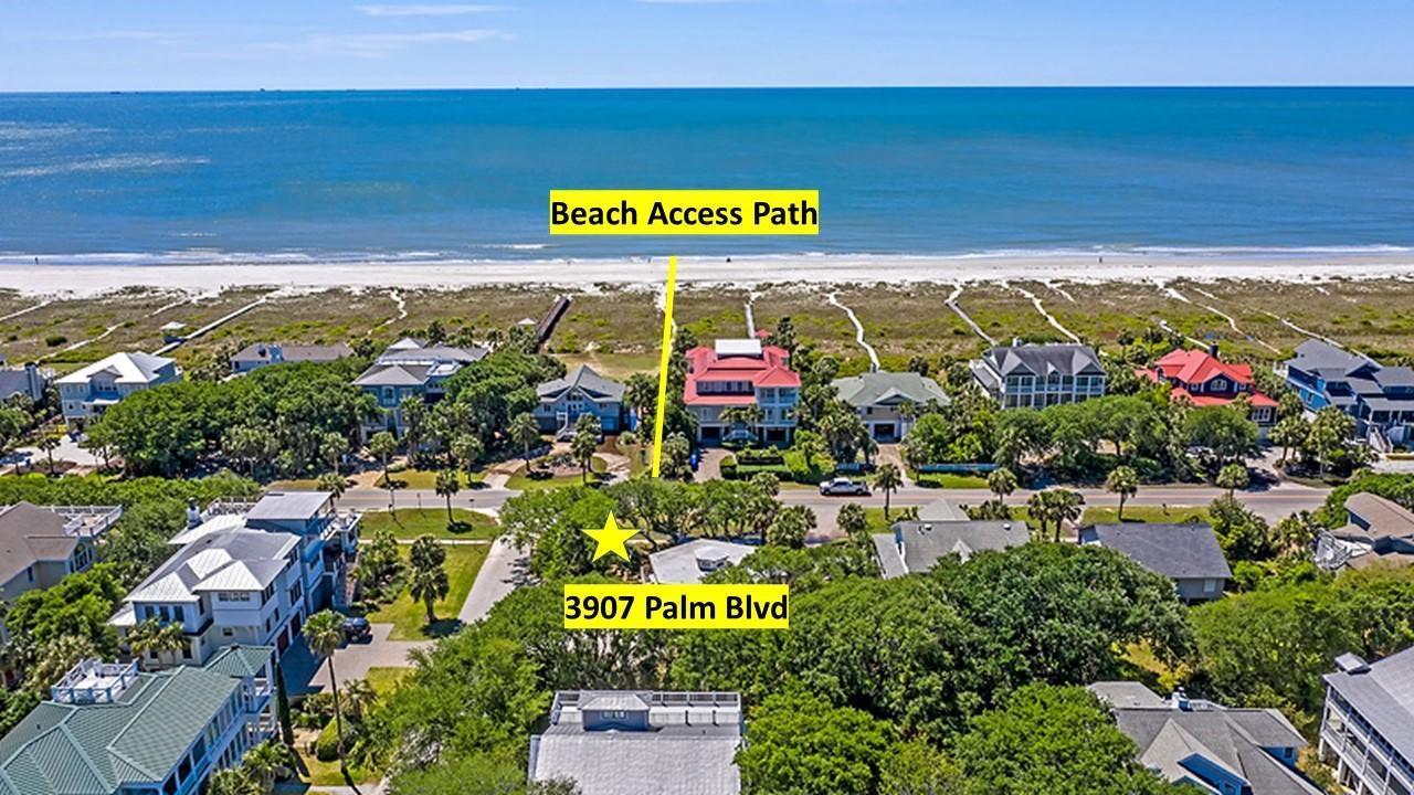 3907 Palm Boulevard Isle of Palms $950,000.00