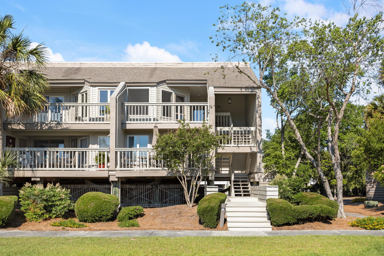 Courtside Villas Homes For Sale - 1640 Live Oak Park, Seabrook Island, SC - 22