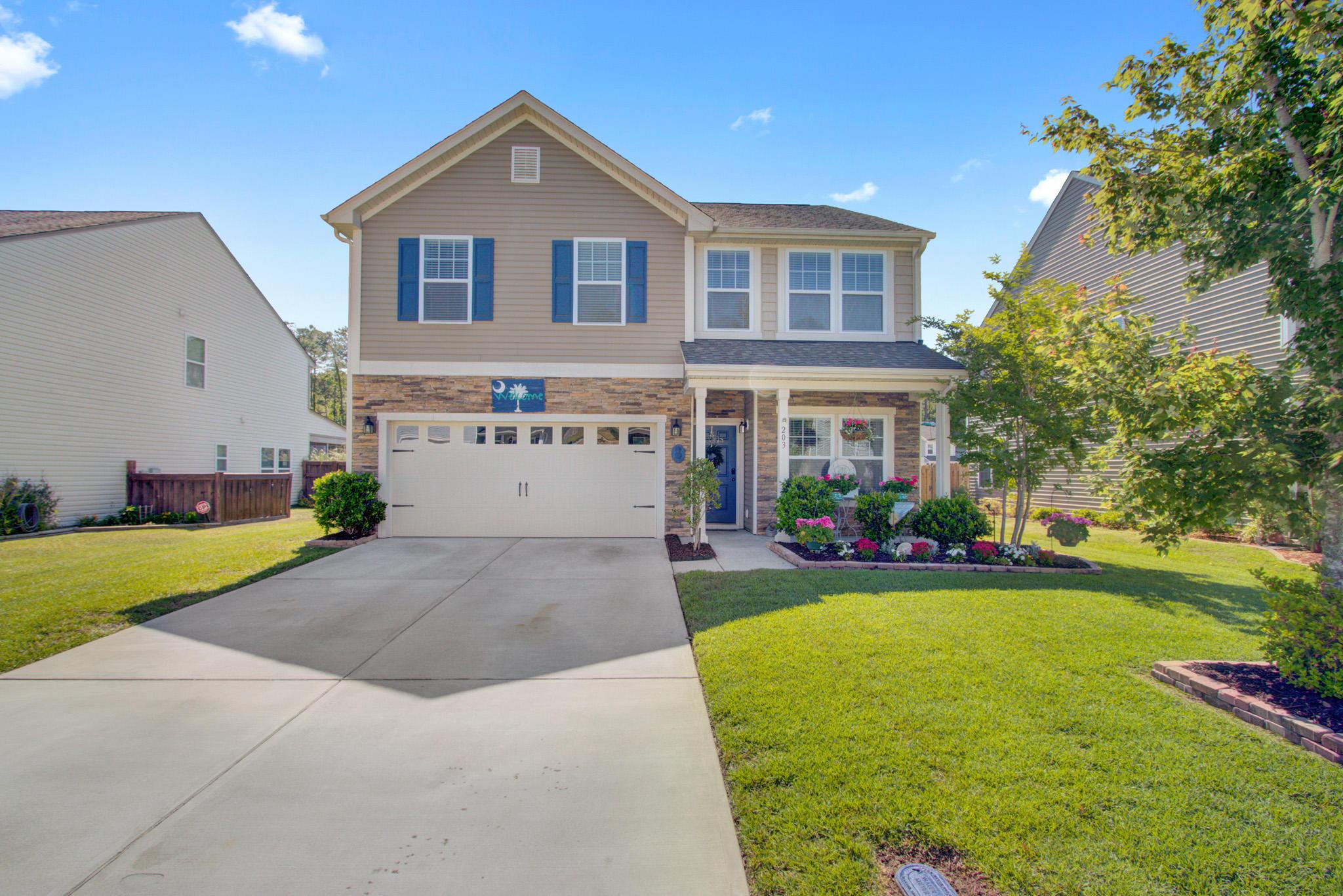 Sunnyfield Homes For Sale - 203 Medford, Summerville, SC - 1
