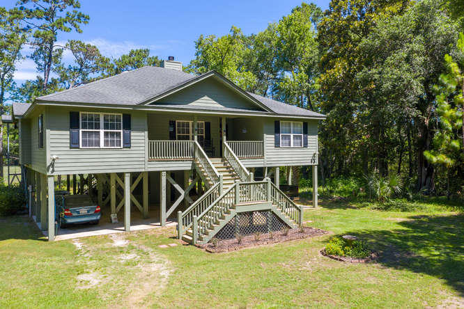 Middleton Plantation Homes For Sale - 8346 Chisolm Plantation, Edisto Island, SC - 10