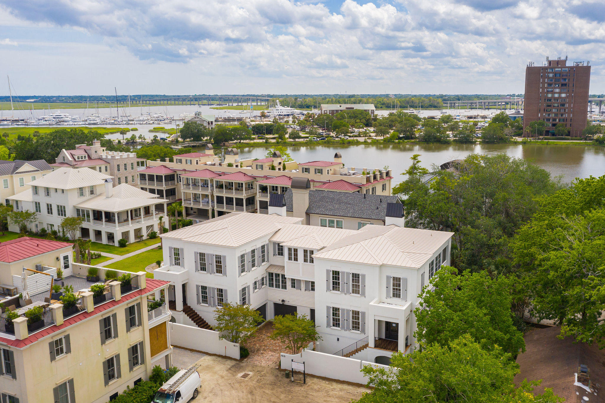 Harleston Village Condos For Sale - 61 B Barre, Charleston, SC - 1