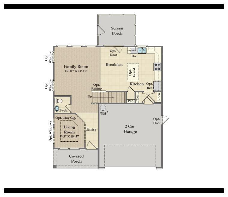 Riverstone Homes For Sale - 296 Catawba Branch, Moncks Corner, SC - 9