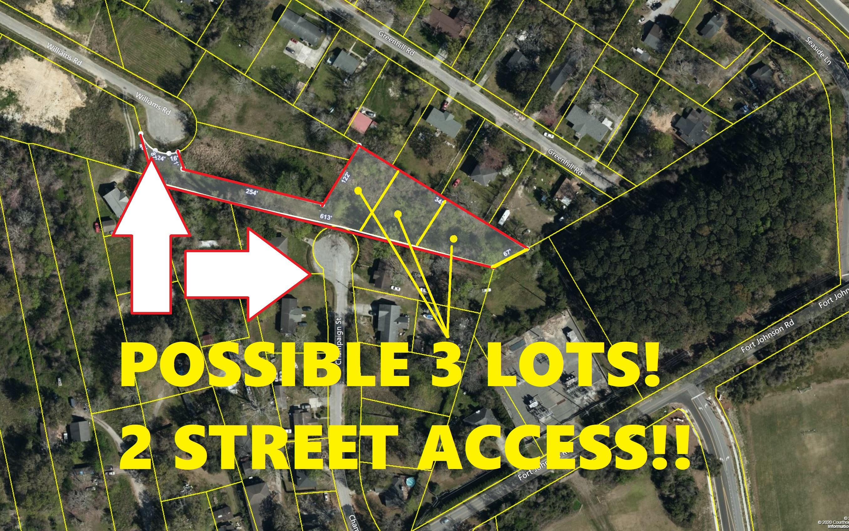 Charleston Address - MLS Number: 20020793