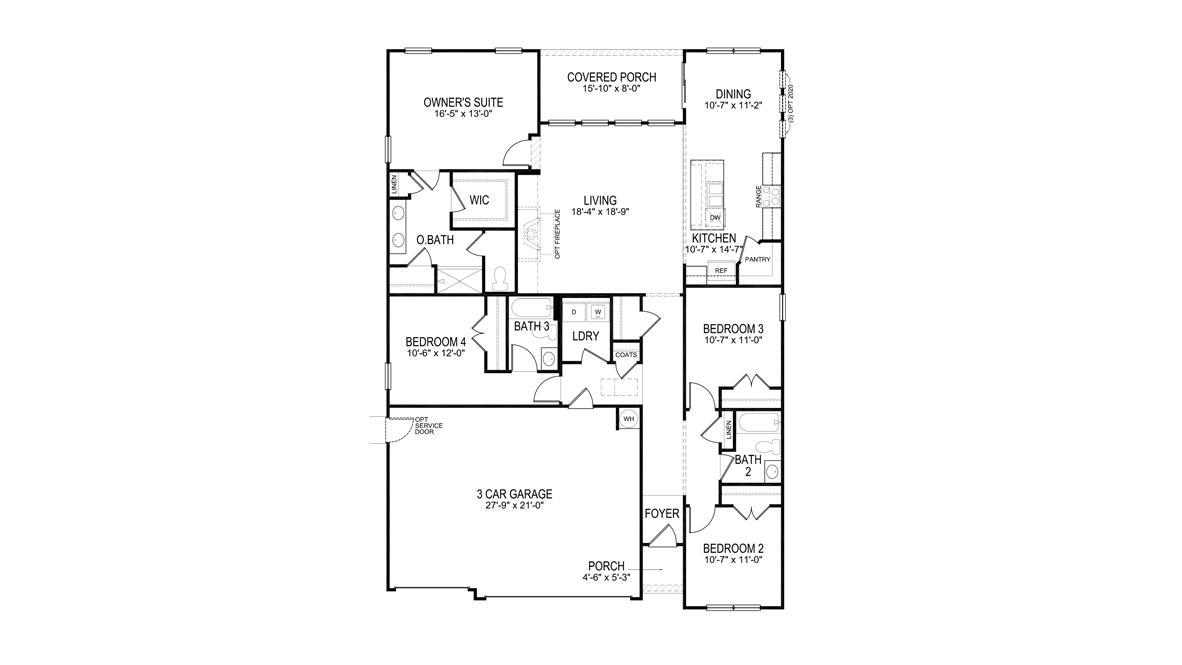 Woodbury Park Homes For Sale - 2740 Harmony Lake, Johns Island, SC - 7