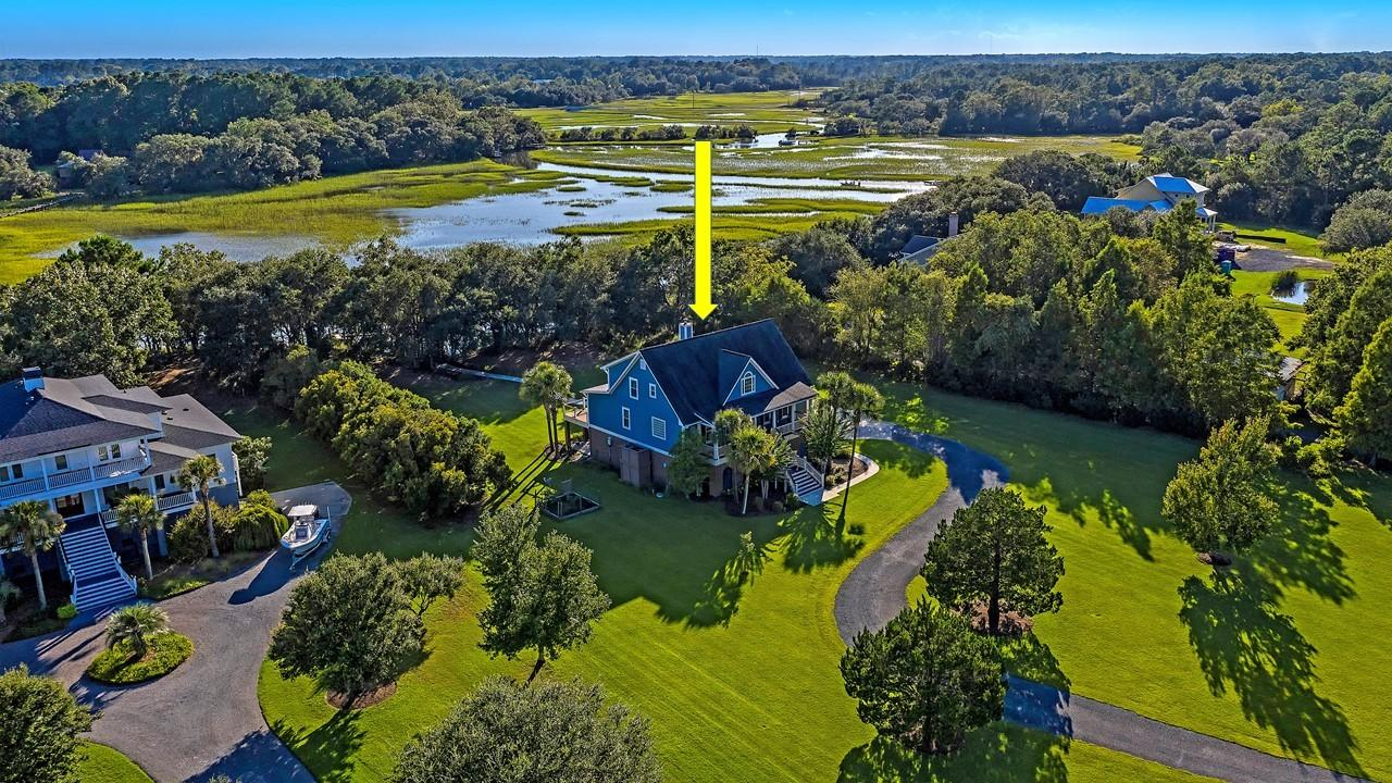 Archfield Plantation Homes For Sale - 4655 Archfield, Meggett, SC - 6