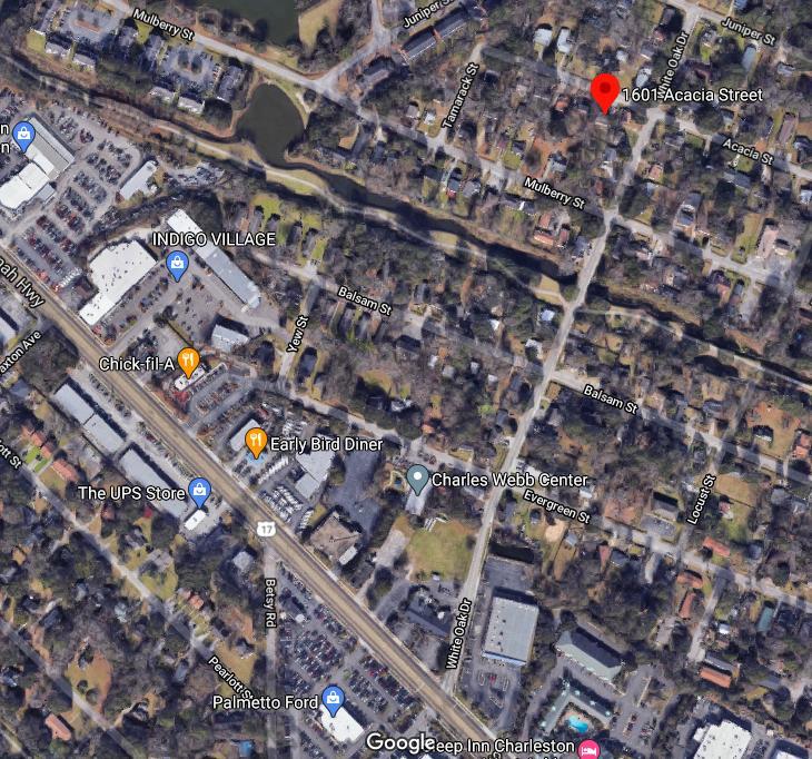Ardmore Homes For Sale - 1601 Acacia, Charleston, SC - 0