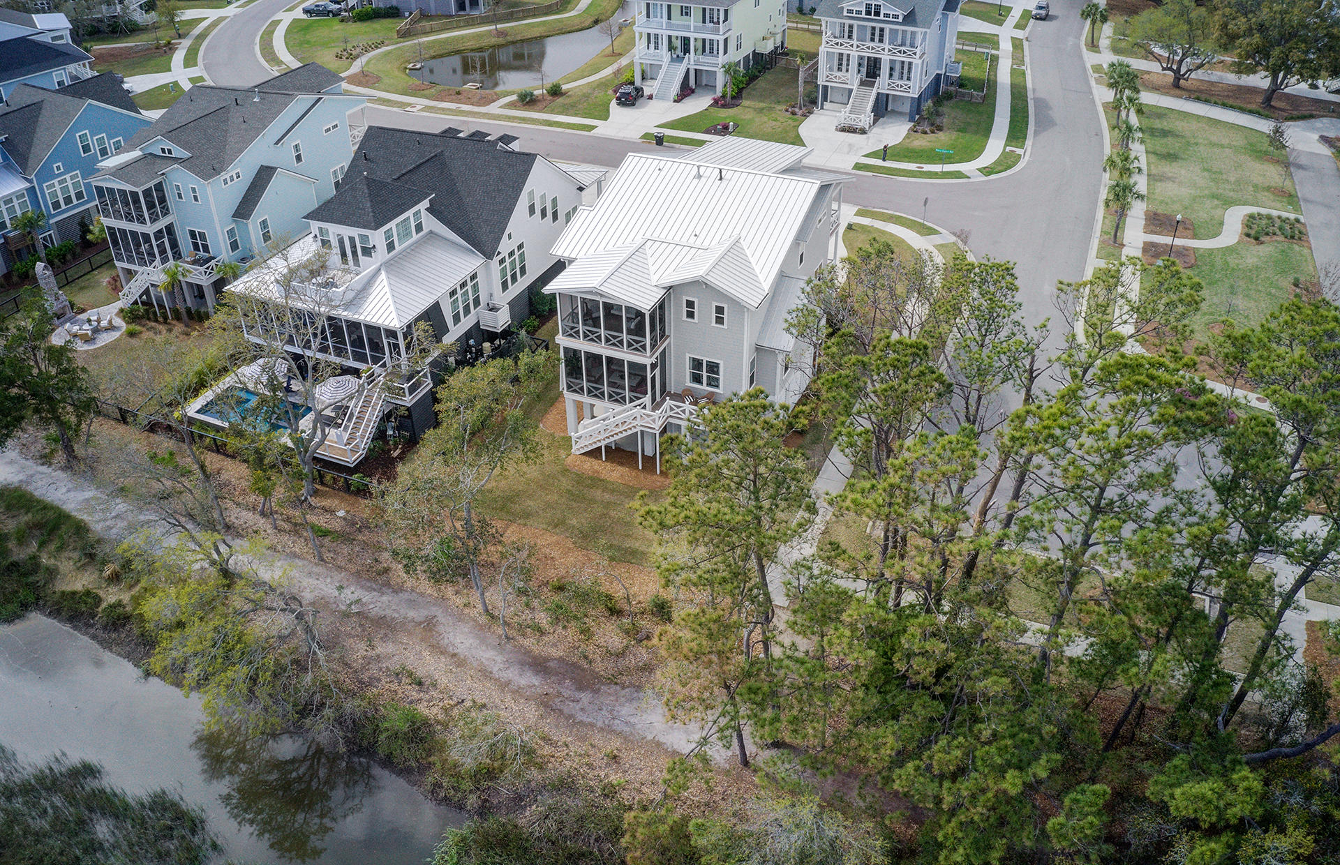 The Oaks Marsh View Homes For Sale - 1551 Mossy Branch, Mount Pleasant, SC - 22