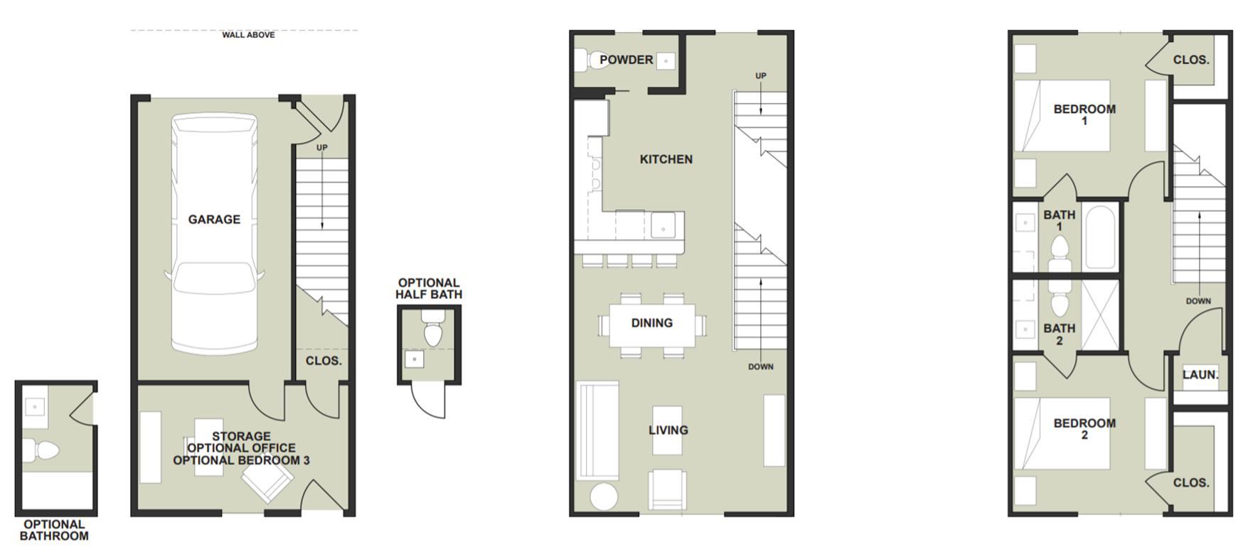 Gregorie Ferry Towns Homes For Sale - 206 Winnowing, Mount Pleasant, SC - 1