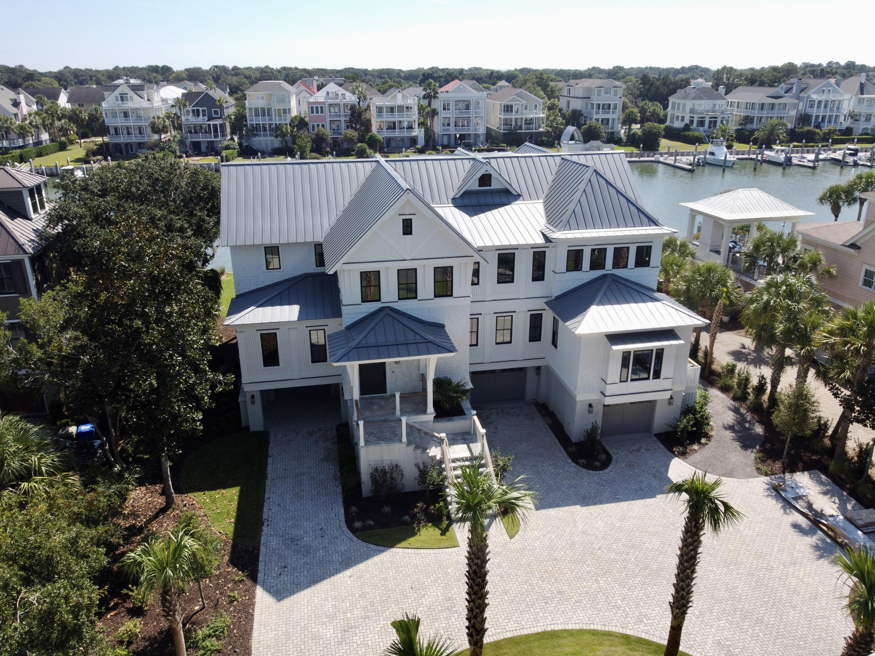 50 Waterway Island Drive Isle of Palms $5,295,000.00