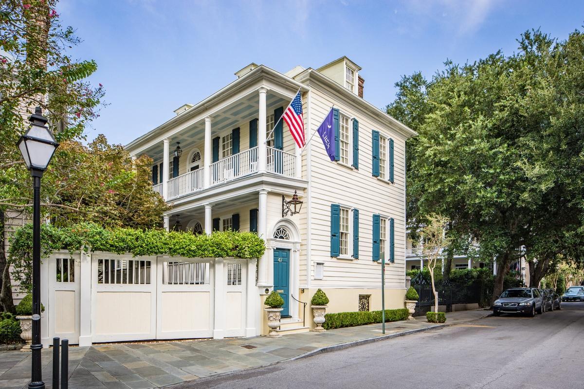 Charleston Address - MLS Number: 21026949