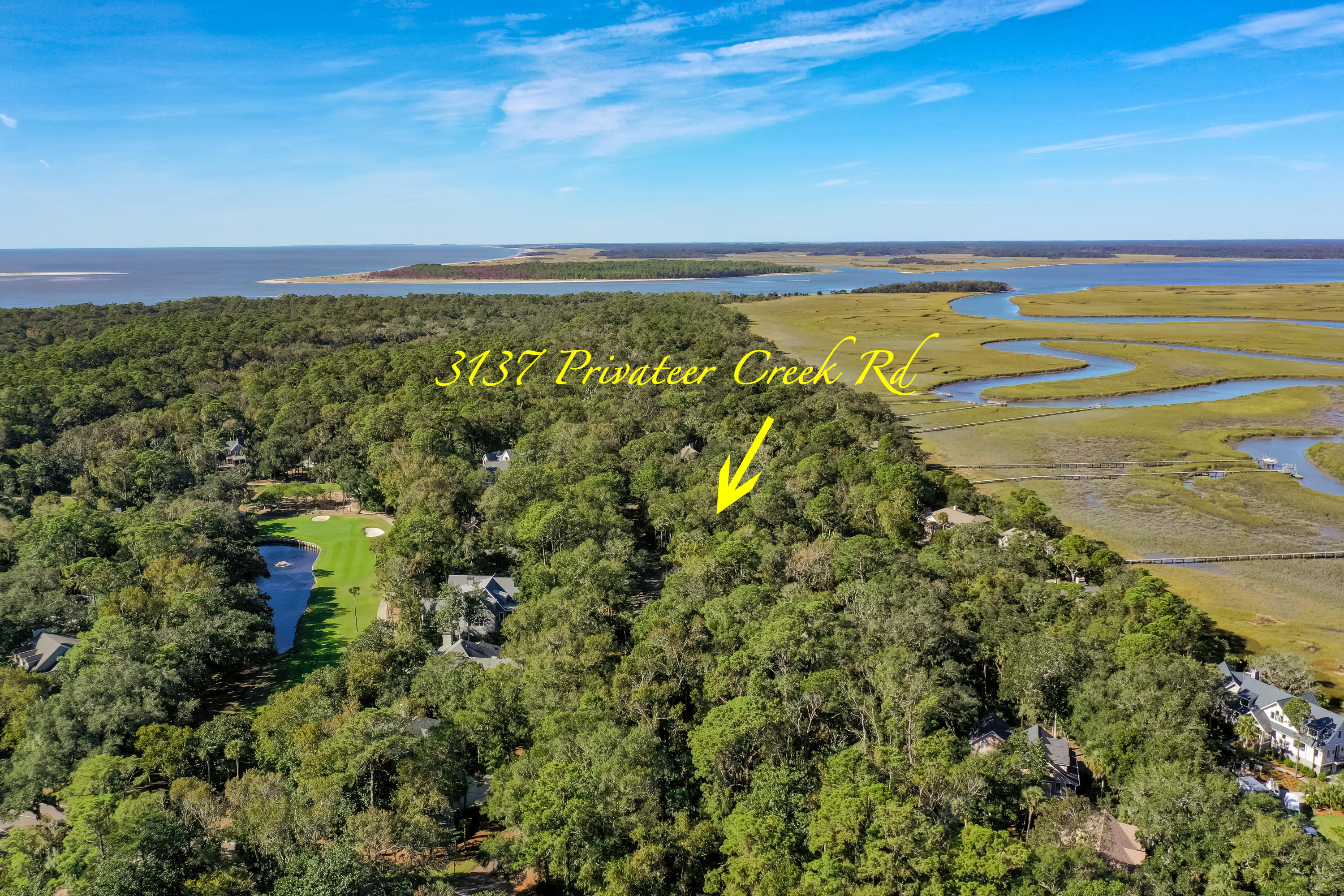 Seabrook Island Homes For Sale - 3137 Privateer Creek, Seabrook Island, SC - 34