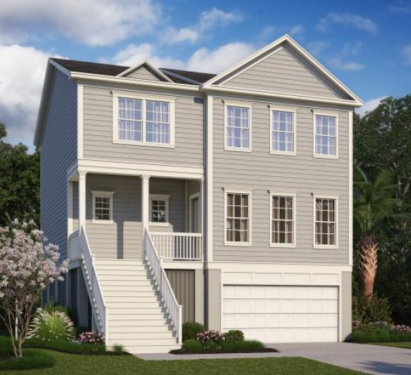 Stratton by the Sound Homes For Sale - 3636 Tidal Flat, Mount Pleasant, SC - 13