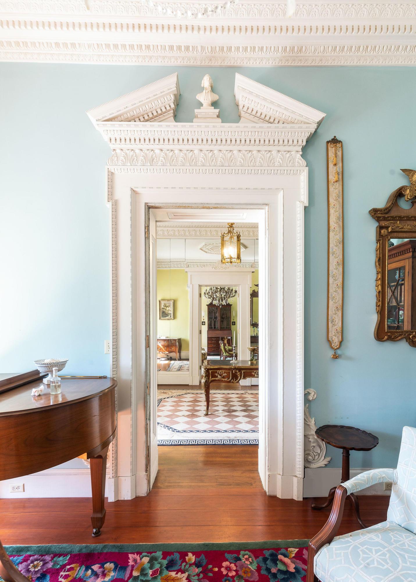 Harleston Village Homes For Sale - 138 & 140 Wentworth, Charleston, SC - 55