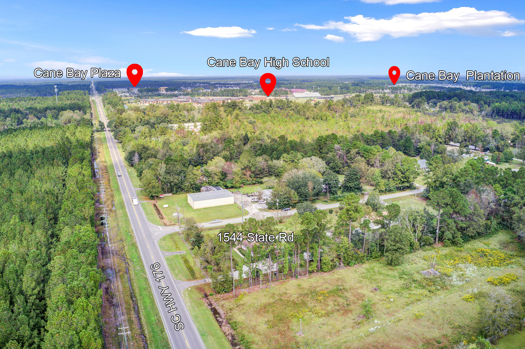 Forest Acres Homes For Sale - 1544 State, Summerville, SC - 16