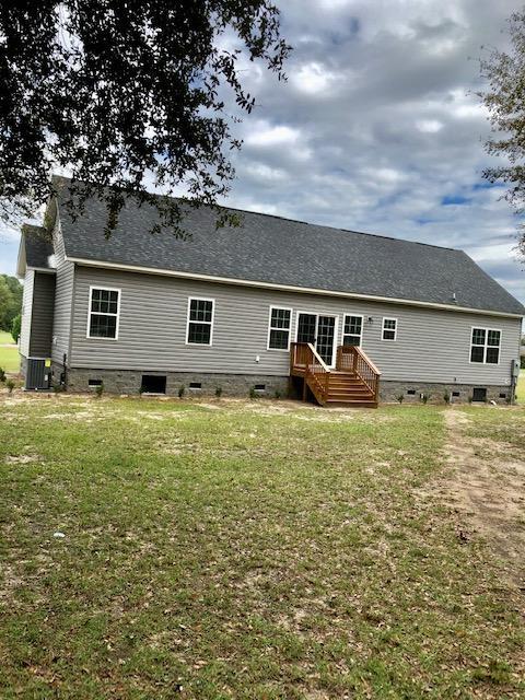 Loyal Acres III Homes For Sale - 130 Hidden Hills, Cross, SC - 1